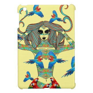 GUACAMAYA CASE FOR THE iPad MINI