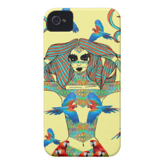 GUACAMAYA Case-Mate iPhone 4 CASES