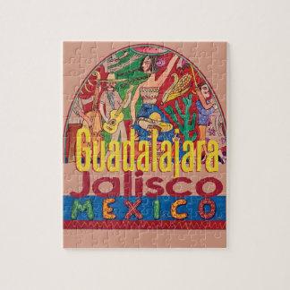 GUADALAJARA Mexico Puzzles