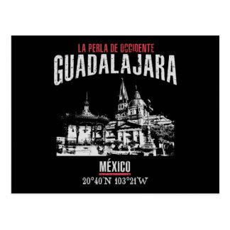 Guadalajara Postcard