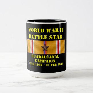 Guadalcanal Campaign Mugs