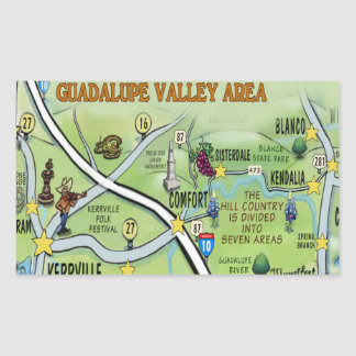 Guadalupe Valley Sticker