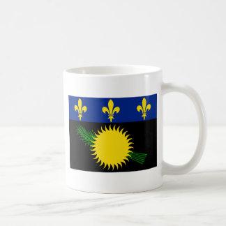 Guadeloupe Flag GP Coffee Mug