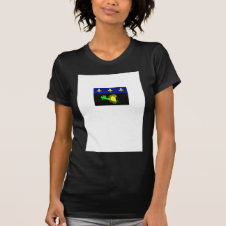 guadeloupe-flag- T-Shirt