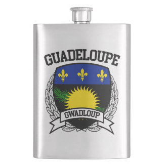 Guadeloupe Hip Flask