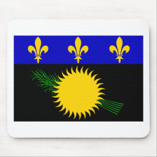 Guadeloupe Mouse Pad