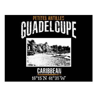 Guadeloupe Postcard