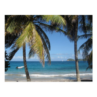 Guadeloupe - Sea View Postcard