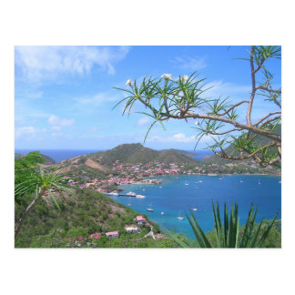 Guadeloupe - the Bay Of Holy View Postcard