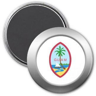 Guam Coat of Arms Fridge Magnets