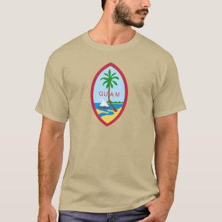 GUAM - emblem/flag/coat of arms/symbol T-Shirt