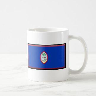 Guam Flag Coffee Mug
