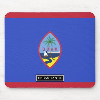 Guam Flag Mouse Pad