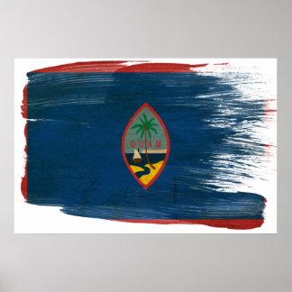 Guam Flag Posters
