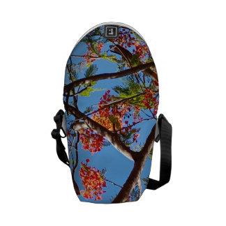 Guam Flame Tree Courier Bag