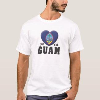 Guam Love C T-Shirt