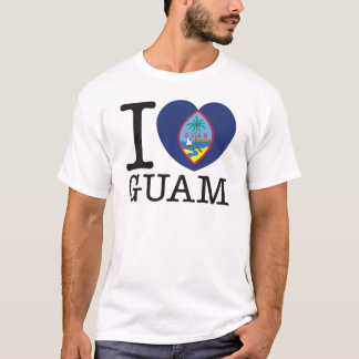 Guam Love v2 T-Shirt