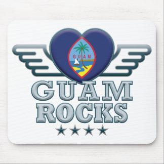 Guam Rock v2 Mouse Pad