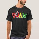 GUAM RUN 671 Island Reggae Hook T-Shirt