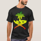 GUAM RUN 671 Reggae Machete Seal T-Shirt