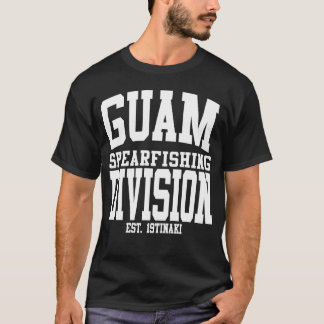 GUAM RUN 671 Spearfishing T-Shirt