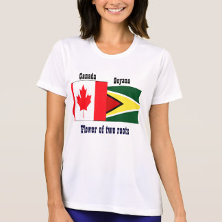 guanese canadian t-shirts
