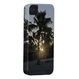 Guanica sunrise, Puerto Rico iPhone 4 Covers