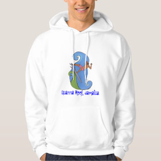 Guanna Reef, Jamaica Sweatshirt Hoodie