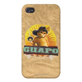 Guapo Gato Case For The iPhone 4