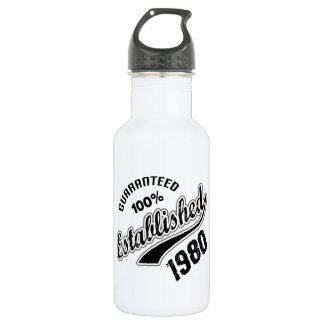 Guaranteed 100% Established 1980