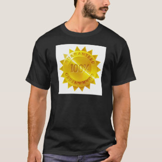 Guaranteed 100 percent Gold Medal Icon T-Shirt
