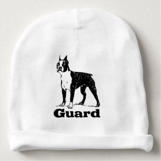 Guard Dog Boston Terrier Baby Beanie