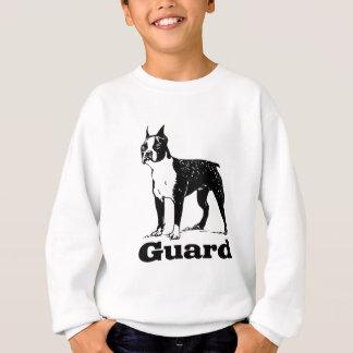 Guard Dog Boston Terrier Sweatshirt