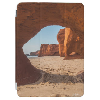 Guard of ipad cover photo beach and courses