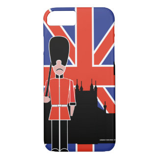 GUARD OFF LONDON iPhone 8/7 CASE