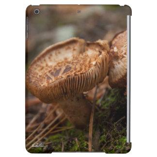Guard photo ipad of mushrooms cover for iPad air