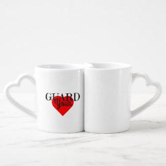 Guard Your Heart Mugs