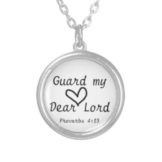 Guard your Heart Necklace