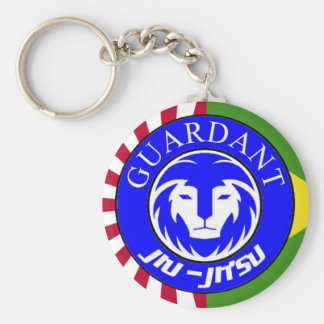 Guardant Flags Keyring