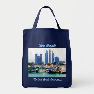 Guarded Marina Tote Bag