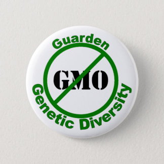 Guarden Genetic Diversity 2 Inch Round Button