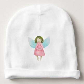 Guardian angel baby beanie