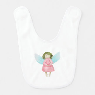 Guardian angel bib