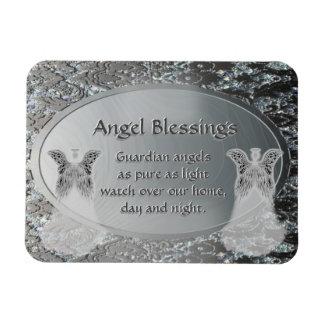 Guardian Angel Blessings Magnet