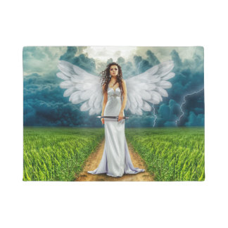 Guardian Angel Doormat