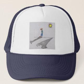 Guardian Angel Hat