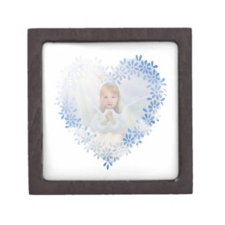 Guardian Angel in a Heart Premium Gift Boxes
