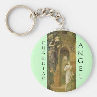 Guardian Angel keychain