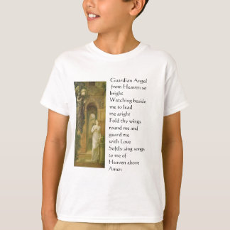Guardian Angel kids shirt