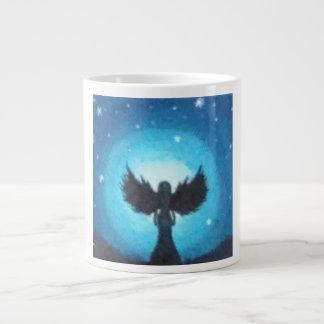 Guardian Angel Large Coffee Mug